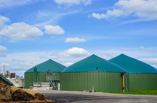 Biogasanlage © Countrypixel, fotolia.com