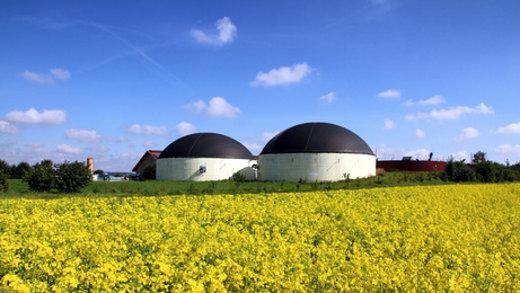 Biogas © Jürgen Fälchle, fotolia.com