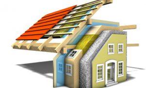 Heizkosten sparen durch gute Fassadendämmung
