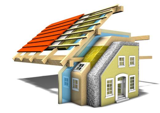 Dämmung spart Energie © Marcus Kretschmar, fotolia.com