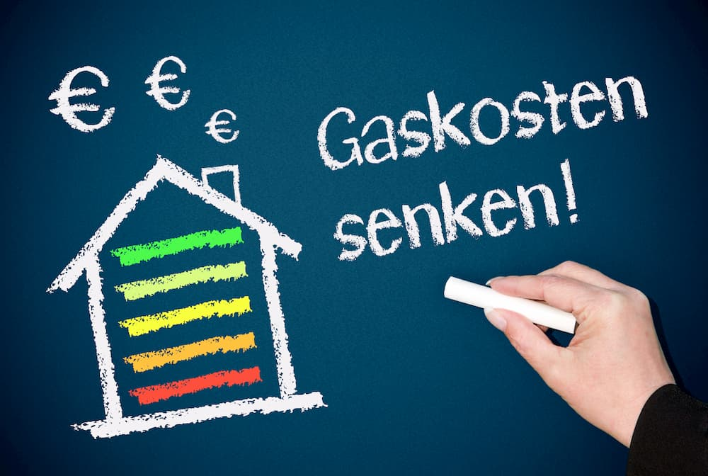 Gaskosten senken mit einem Gasanbieterwechsel © Doc Rabe Media, stock.adobe.com