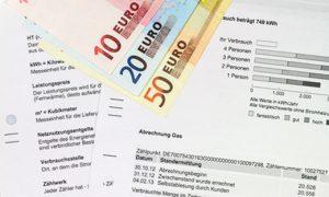 Gasrechnung: Guthaben sofort auszahlen lassen