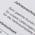Gas-Jahresabrechnung: Für welche Zeiträume kann man eine Rechnung verlangen