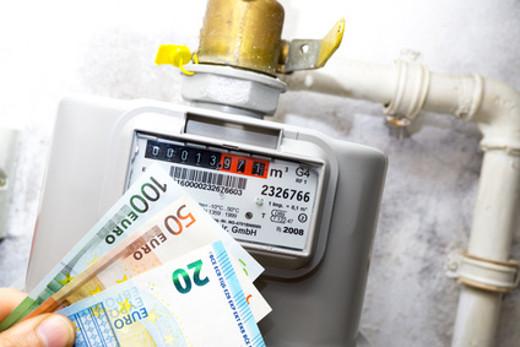 Gaskosten © ghazii, fotolia.com