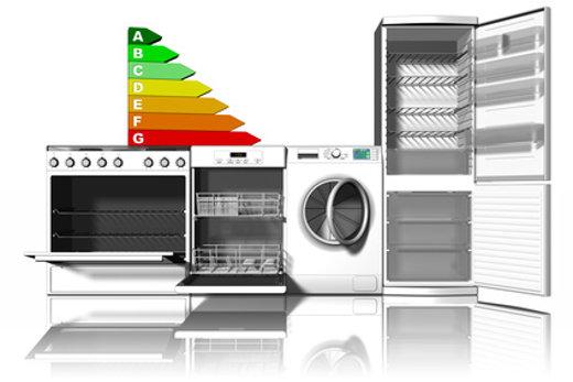 Haushaltsgeraete Energieverbrauch © massimo G, fotolia.com