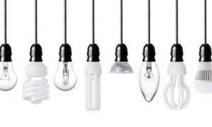 Stromsparen Beleuchtung