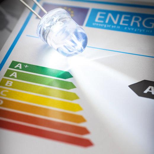 LED Lampen sind besonders energieeffizient © Silvano Rebai, fotolia.com