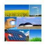 20 Prozent des Stroms stammen aus erneuerbaren Energien