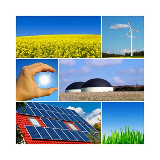 Strom aus erneuerbaren Energien ©-Jürgen Fälchle, fotolia.com