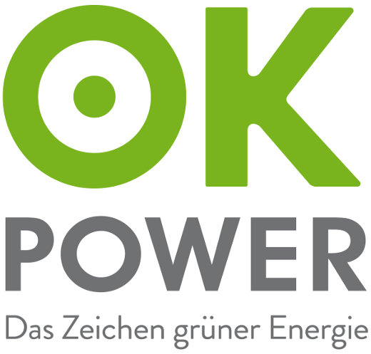 ok-power Gütesiegel