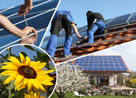 Solaranlagen © Marina Lohrbach, fotolia.com