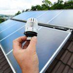 Der Trend geht zur Solarheizung