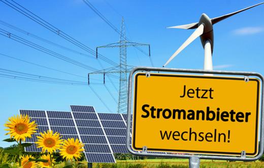 Stromanbieter wechseln © photographyByMK, fotolia.com