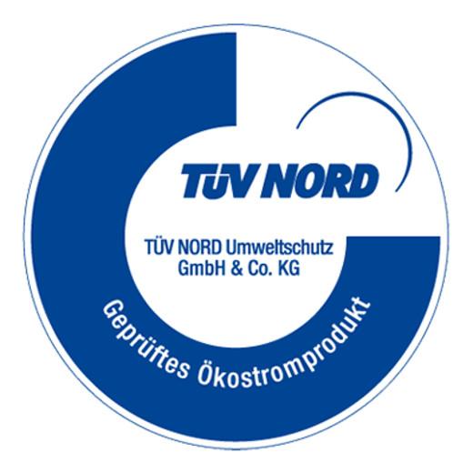 TÜV Nord Ökostrom Siegel